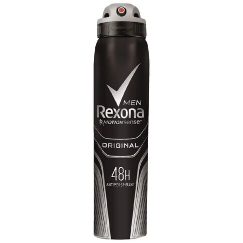 Rexona For Men Antiperspirant Deodorant Original 250ml