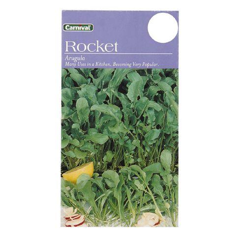Carnival Seeds Rocket Arugula