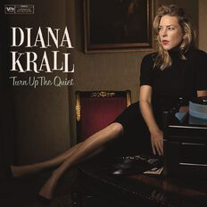 Turn Up The Quiet CD by Diana Krall 1Disc