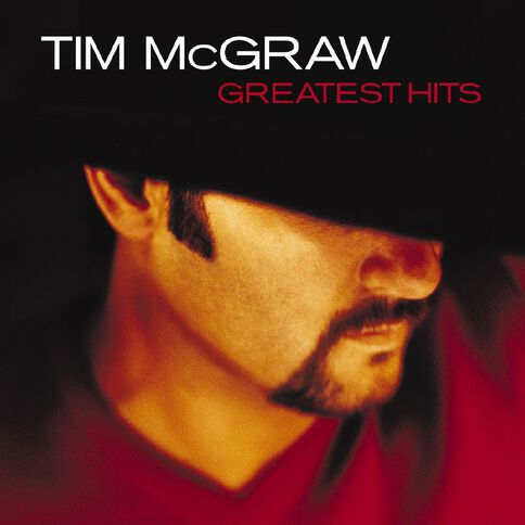 Greatest Hits CD by Tim McGraw 1Disc