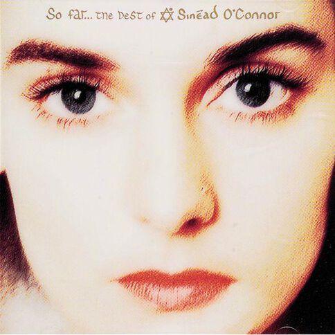 So Far The Best of CD by Sinead OConnor 1Disc