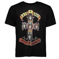 Guns N' Roses Men's Destruction Tee