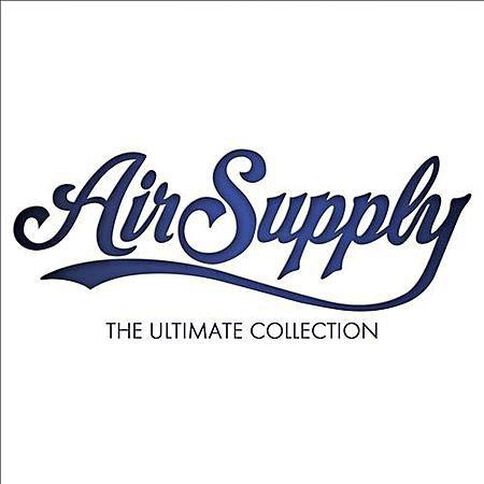 The Ultimate Collection CD by Air Supply 1Disc
