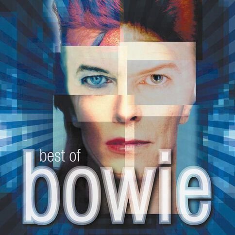 Best of Bowie CD by David Bowie 2Disc