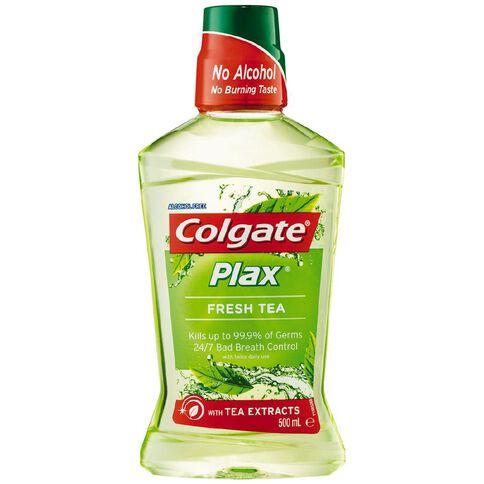 Colgate Plax Mouthwash Fresh Tea 500ml