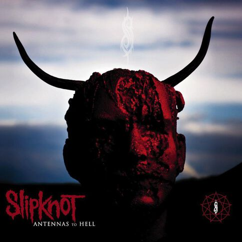 Antennas to Hell by Slipknot CD