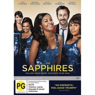 The Sapphires DVD 1Disc