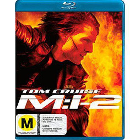 Mission Impossible 2 Blu-ray 1Disc