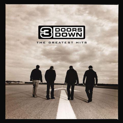 Greatest Hits CD by 3 Doors Down 1Disc