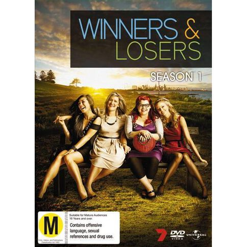 Winners and Losers Season 1 DVD 6Disc
