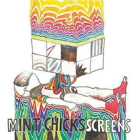 Screens CD by Mint Chicks 1Disc