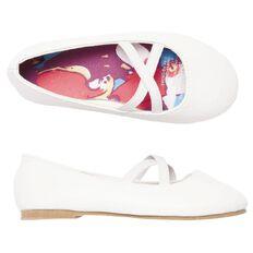 Basics Brand Kids' Cross Ballet Shoes