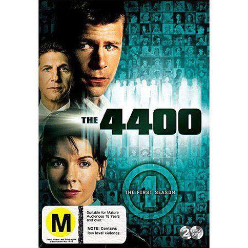 The 4400 Season 1 DVD 2Disc