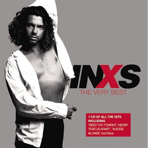 The Very Best CD by Inxs 2Disc