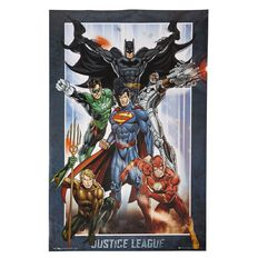 Poster Justice League Group