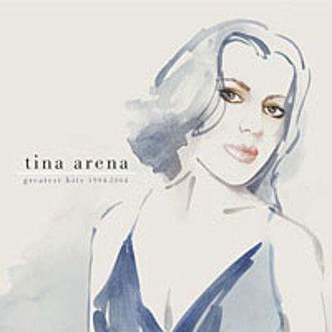CD Tina Arena Greatest Hits