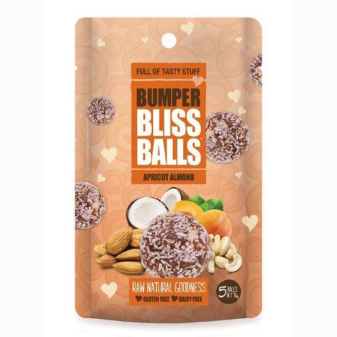 Bumper Bars Bliss Balls Apricot Almond 70g