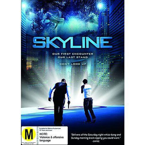 Skyline DVD 1Disc