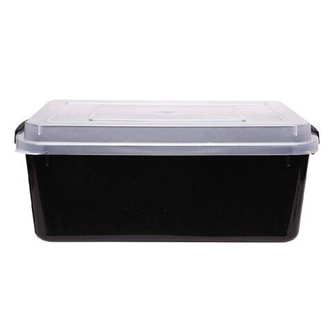Taurus Clip Easy Container Black 8L