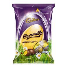 Cadbury Caramello Mini Egg Bag 125g