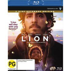 Lion Blu-ray 2Disc