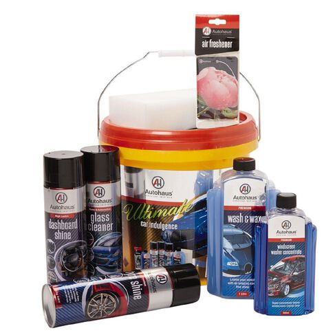 Autohaus Bodyworks Ultimate Gift Pack 7 Piece