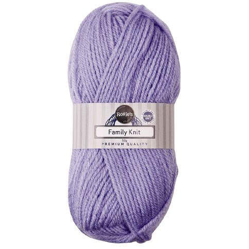 Rosie's Studio Family Yarn Double Knit Lavender 50g