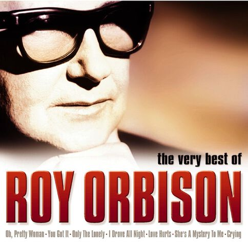 The Very Best Of CD by Roy Orbison 1Disc