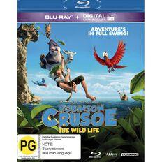 Robinson Crusoe Blu-ray 1Disc