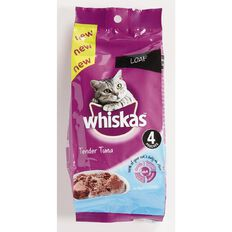 Whiskas Adult Tender Tuna 85g 4 Pack