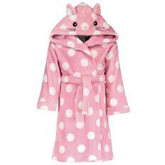 H&H Infants Girls' Robe