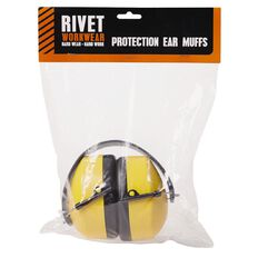 Rivet Folding Ear Muffs