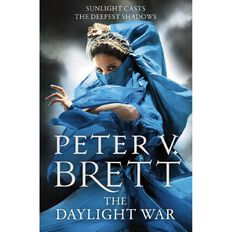 Demon Cycle #3 Daylight War by Peter Brett