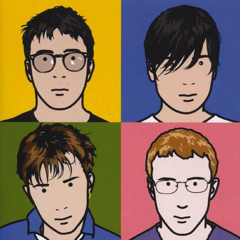 The Best of CD by Blur 1Disc