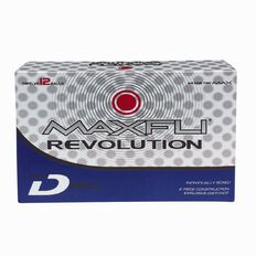 Maxfli Revolution D Ball 12 Pack