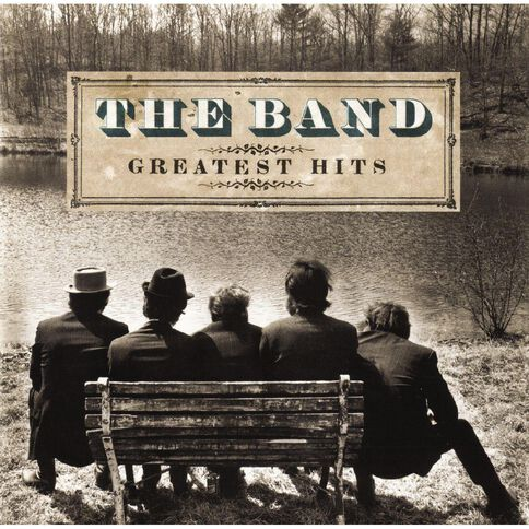 Greatest Hits CD by Band 1Disc