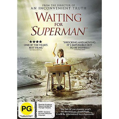 Waiting For Superman DVD 1Disc