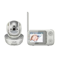 Vtech Safe & Sound Video & Audio Baby Monitor BM3500