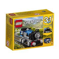 LEGO Creator Blue Express 31054