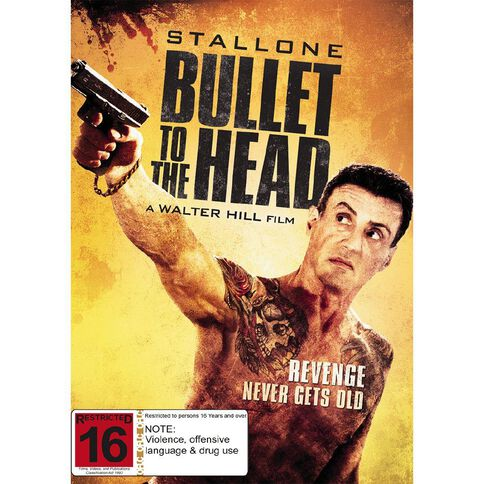 Bullet to the Head DVD 1Disc