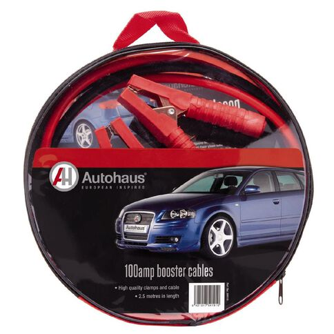 Autohaus Booster Cables 100amp