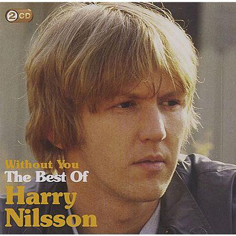 Without You The Best of CD by Harry Nilsson 2Disc