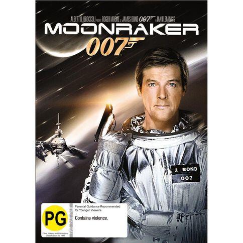 Moonraker 2012 Version DVD 1Disc