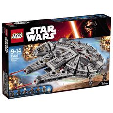 Star Wars LEGO Episode 7 Millennium Falcon 75105