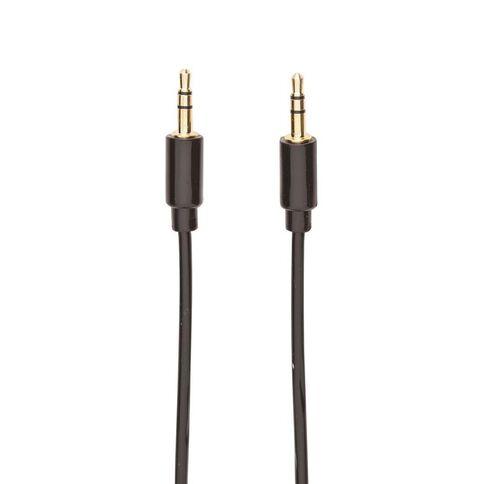 Tech.Inc Aux Cable 3.5mm-3.5mm 1m Black