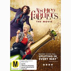Absolutely Fabulous DVD 1Disc