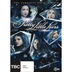Pretty Little Liars Season 5 DVD 5Disc