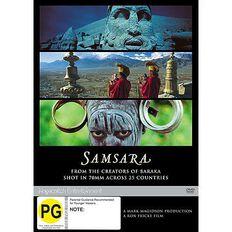 Samsara DVD 1Disc