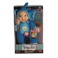 Baby's First Doll Sing & Learn 11 inch Assorted