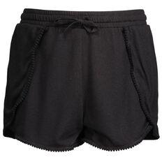 A'nD Knit Pom Pom Shorts